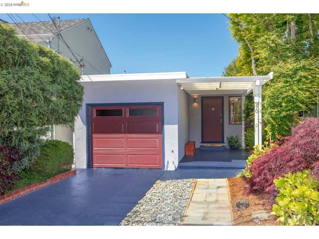 970 Stannage Ave Albany, CA 94706 - MLS #: 40819952