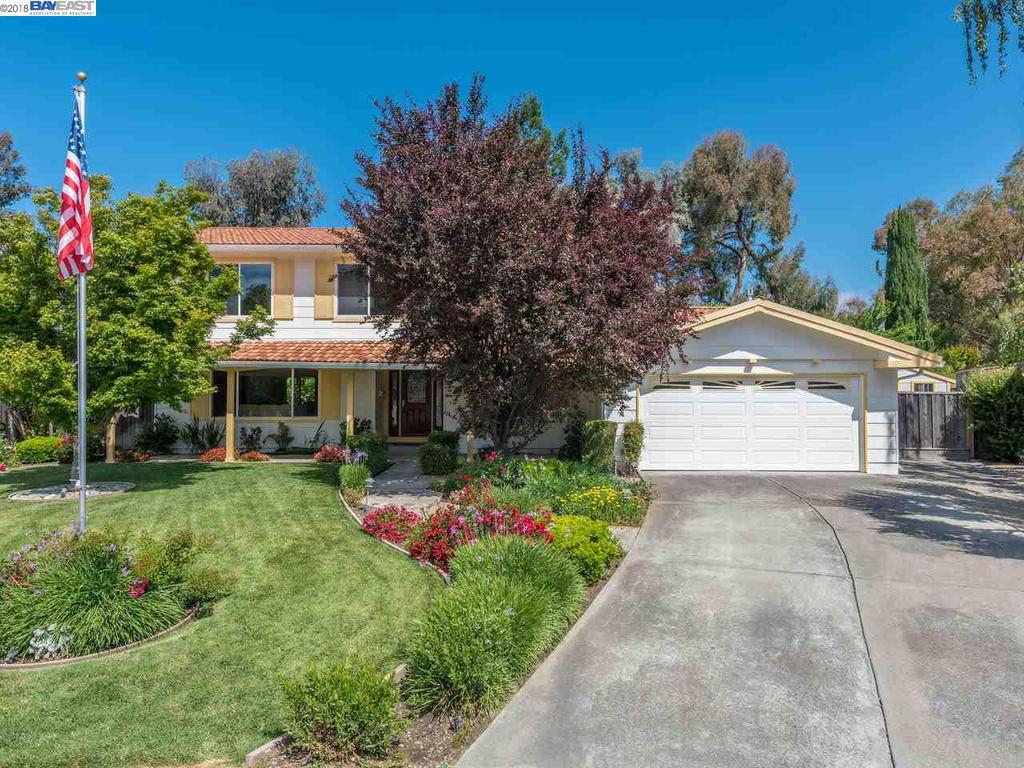 2698 Gapwall Ct Pleasanton, CA 94566 - MLS #: 40822173